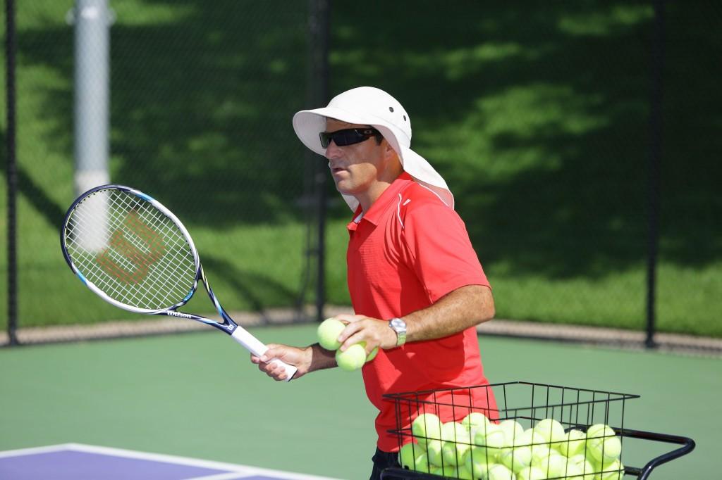Wilson Collegiate Tennis Camps at TCU - Tanglewood Moms