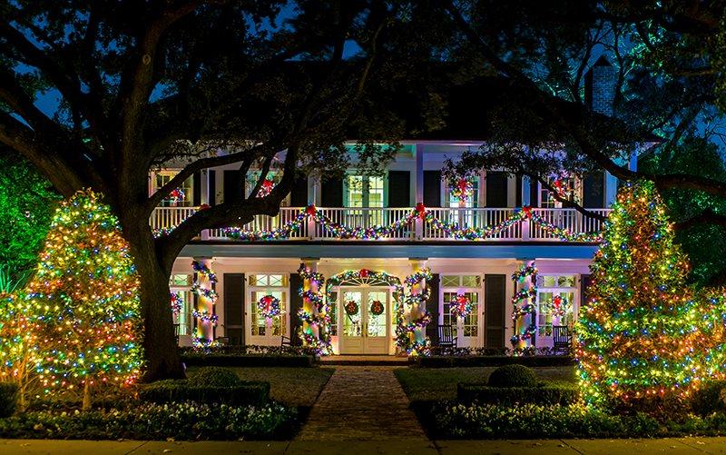 Christmas Lights Dfw